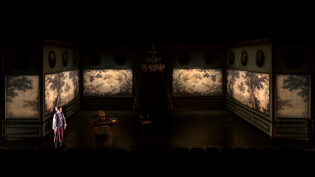 All's Well That Ends Well | Set Design: Taísa Malouf
