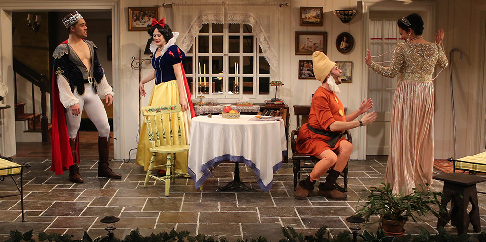Vanya and Sonia and Masha and Spike | Costumes by Andy Jean
